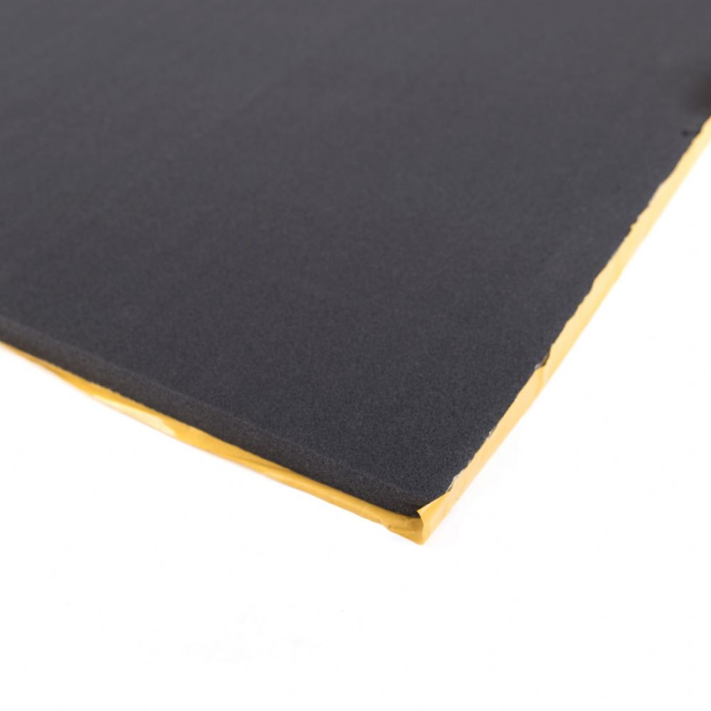 iKoustic MuteFoam Self Adhesive Acoustic Foam 2000mm x 1000mm x 25mm